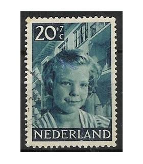 577 Kinderzegel (o)