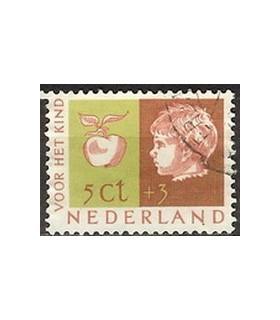 613 Kinderzegel (o)