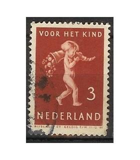329 Kinderzegel (o)