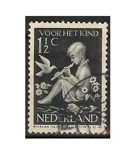 313 Kinderzegel (o)
