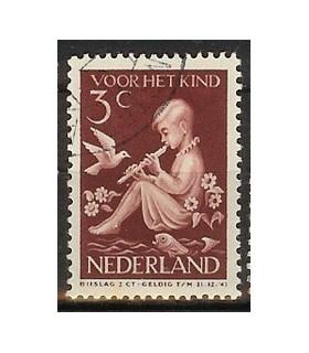 314 Kinderzegel (o)