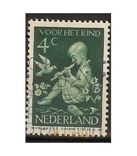 315 Kinderzegel (o)