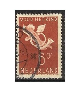 291 Kinderzegel (o)