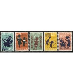 802 - 806 Kinderzegels (xx)