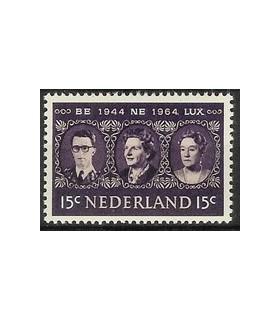 829 Benelux-zegel (xx)