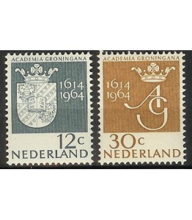 816 - 817 Jubileumzegels (xx)