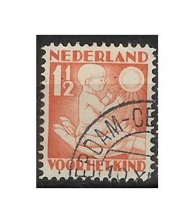 232 Kinderzegel (o)