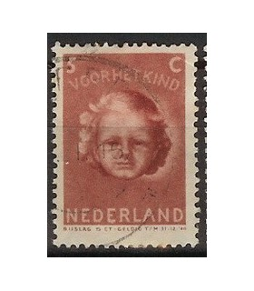 446 Kinderzegel (o)