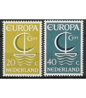 868 - 869 Europa-zegels (xx)