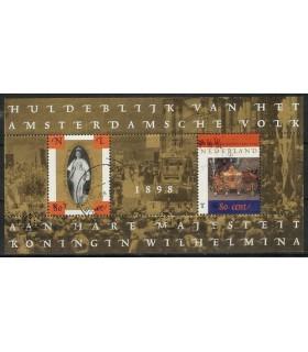 1778 Inhuldiging/goudenkoets (o)