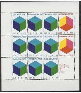 0983 Kinderzegel (xx)