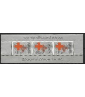 1164 Rode Kruis blok (o)
