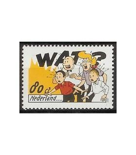 1714 Strippostzegel (xx)