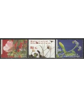 1601 - 1603 Natuur en Milieu (xx)