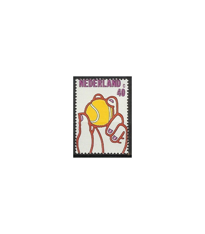 1051 Sportzegel (xx)