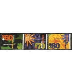 1521 - 1523 Zomerzegels (xx)