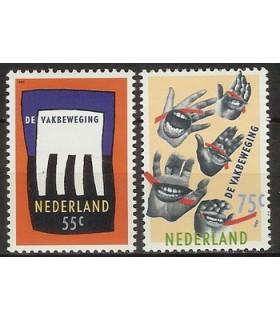 1421 - 1422 Vakbeweging (xx)