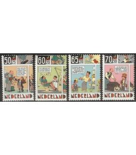 1316 - 1319 Kinderzegel (xx)