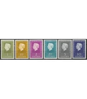952b - 958b Koningin Juliana Fosfor (xx)