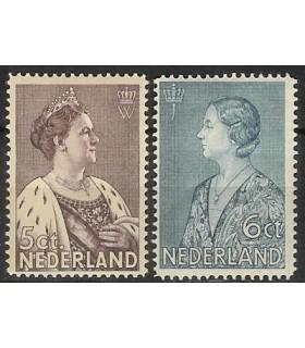 265 - 266 Crisiszegels (x)