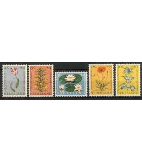 738 - 742 Zomerzegels (xx)