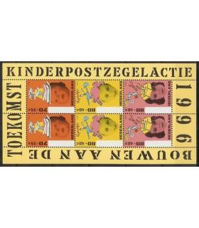 1701 Kinderzegels (xx)