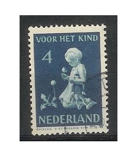 376 Kinderzegel (o)