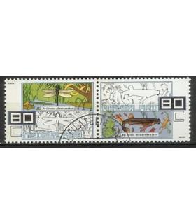 1924 - 1925 Natuur (o)