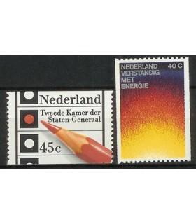 1128a - 1129a Energie/verkiezingen (xx)