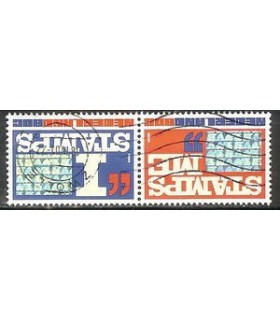1824 - 1825 Verrassingszegels (o)