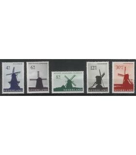 786 - 790 Zomerzegels (x)