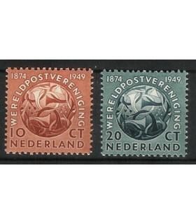 542 - 543 Jubileumzegels (xx)