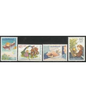 1210 - 1213 Kinderzegels (xx)