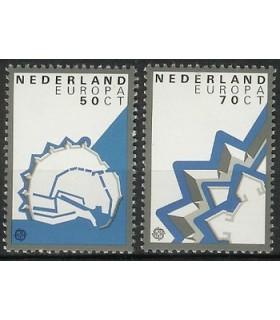 1271 - 1272 Europazegels (xx)