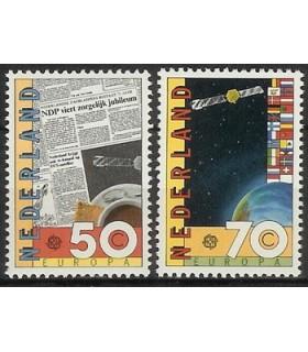 1285 - 1286 Europazegels (xx)