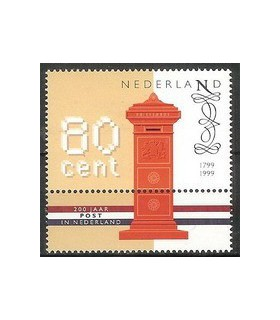 1810 Postbedrijfszegel (xx)