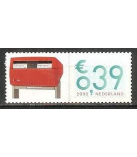 2209 Bedrijfspostzegel (xx)