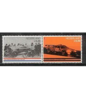 2258 - 2259a Jeugdfilatelie (xx)