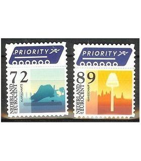 2480 - 2481 Nederlandse producten (xx)