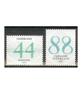 2487 - 2488 Zakenpostzegel (xx)