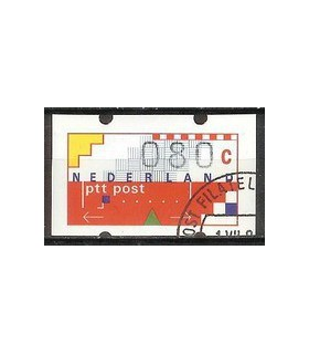 Automaatzegel 09 (o)