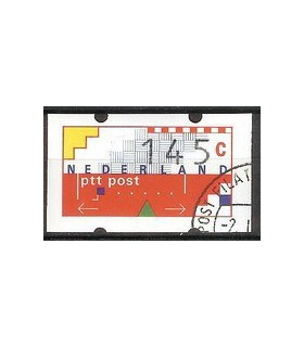 Automaatzegel 15 (o)