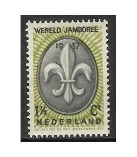 293 Jamboreezegel (xx)