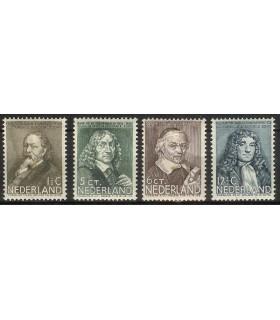 296 - 299 Zomerzegels (xx)