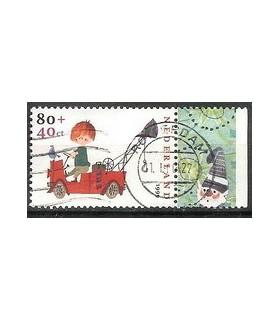 1852 Kinderzegel TAB (o)
