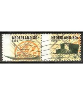 1926a - 1926b 150 jaar postzegel (o)