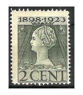 121 Jubileumzegel (xx)
