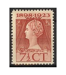 123 Jubileumzegel (xx)