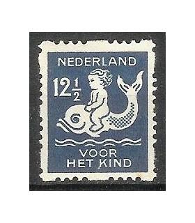 R85 Kinderzegel LEES! (x)