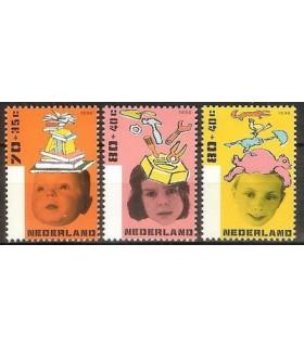 1698 - 1700 Kinderzegels (xx)